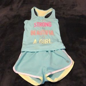 Children's Place active outfit